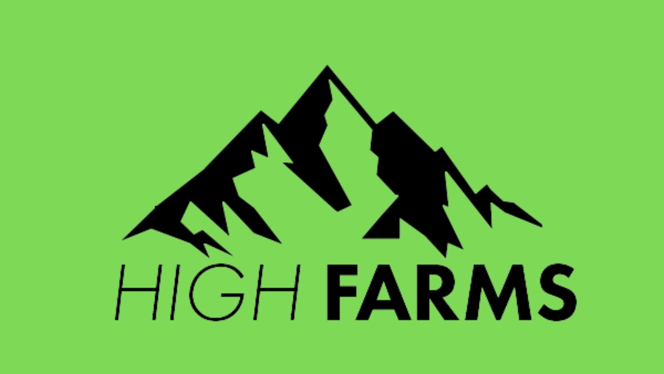 instabulletin.com - David Conway - High farms is Partnering with Cannabis Companies Struggling to Survive in the Legal Cannabis Market